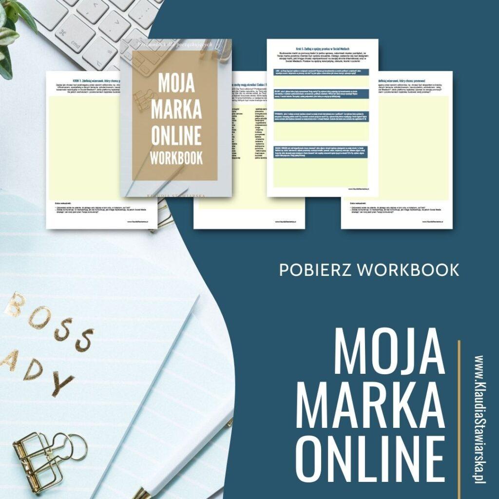 moja marka online workbook
