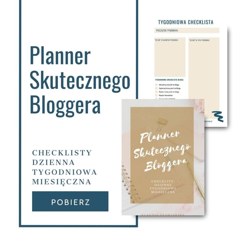 jak zorganizować priorytety i działanie na blogu