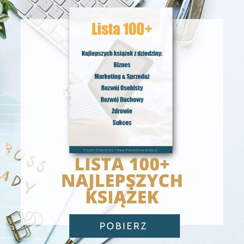 książki, które pomogą Ci odnieść sukces