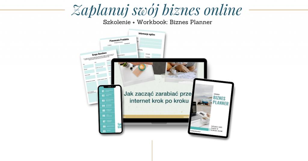 jak zaplanować swój biznes online